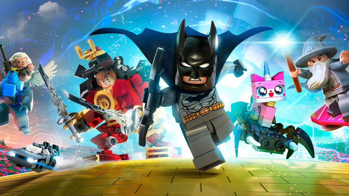 Dimensions Par Lego Dimensions De Test Test Par De Lego QxdoECBreW