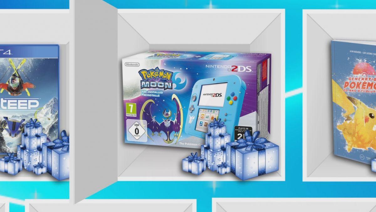 Calendrier De Lavent Pokemon 2020.Une 2ds Avec Pokemon Lune A Gagner Dans Notre Calendrier De