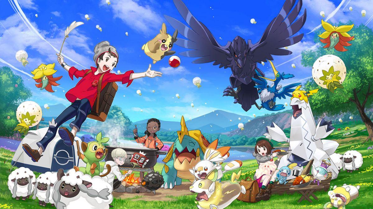 Pokemon Epee Bouclier Une Zone Du Monde Ouvert Aussi Grande