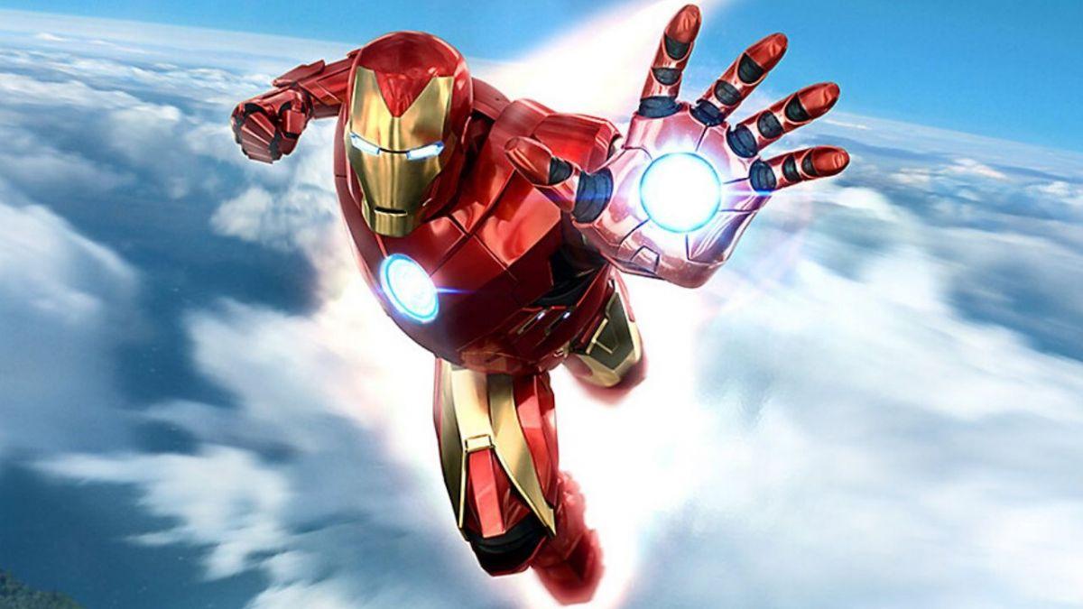 Test De Marvel S Iron Man Vr Sur Ps4 Par Jeuxvideo Com