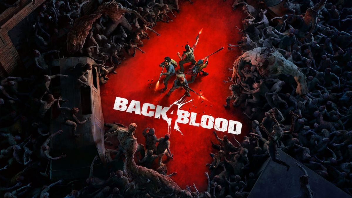 Back 4 Blood keeps crashing on Windows PC