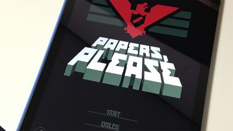 Papers Please bientôt sur iPad