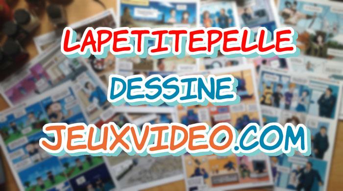 LaPetitePelle dessine jeuxvideo.com - N°69