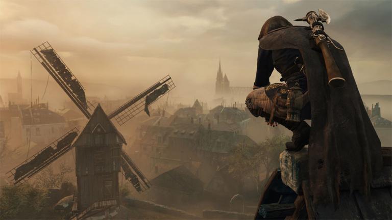 Assassin's Creed Unity : Un patch pour améliorer le framerate lundi