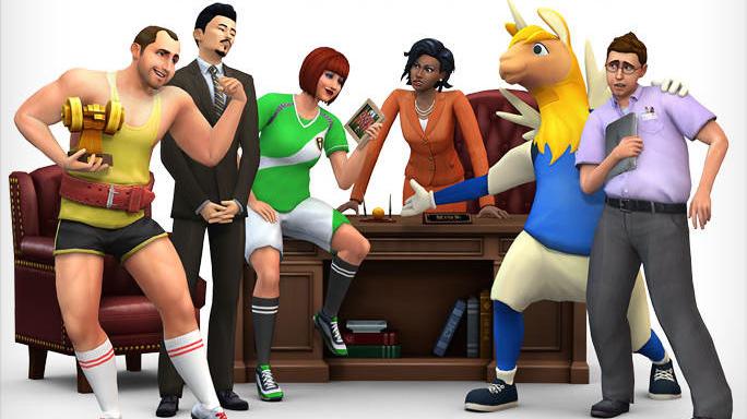 Nouvelles carrières et pack de fêtes pour Les Sims 4