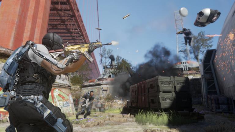 Call of Duty : Advanced Warfare, les premiers packs de personnalisation