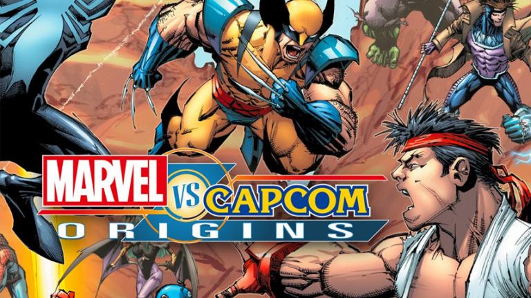 Marvel vs. Capcom Origins quitte le PSN et le Xbox Live