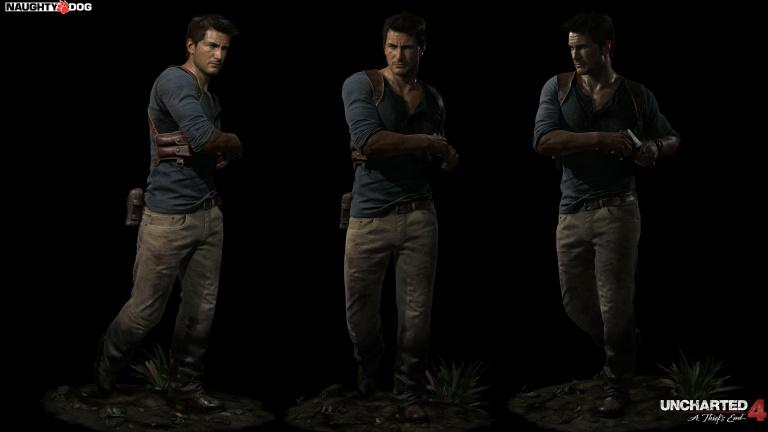 Uncharted 4: Nathan Drake s'exhibe en HD