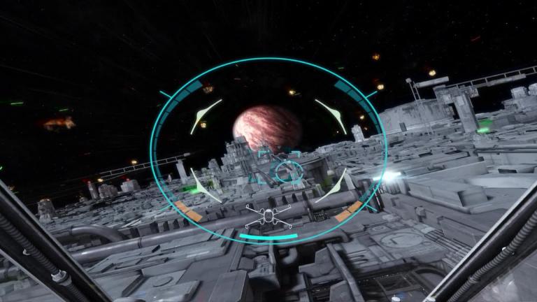 A la découverte de Star Wars Battle Pod