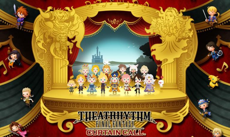 Theatrhythm : Curtain Call accueille ses DLC pour le réveillon