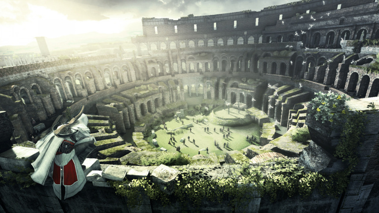 Assassin's Creed : Brotherhood - Rome countryside