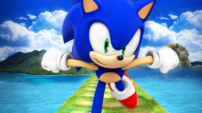 Sonic Runners annoncé sur mobiles