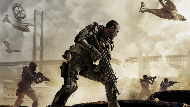 Call of Duty Advanced Warfare : Le DLC Havoc daté