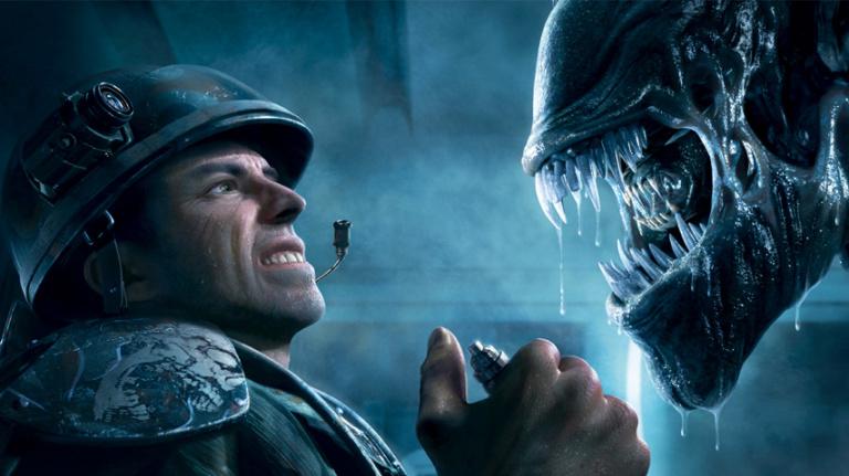Deux jeux Aliens s'envolent de Steam