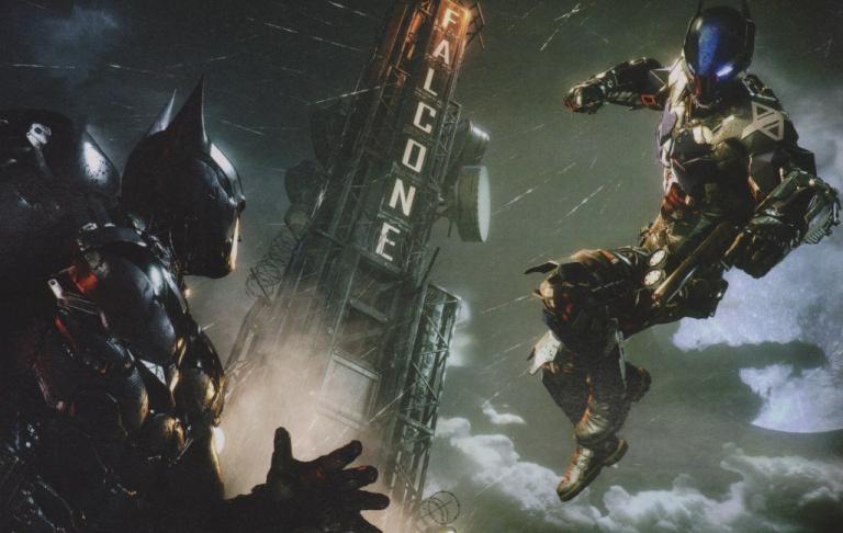 Batman Arkham Knight sera l'épisode le plus sombre de la trilogie