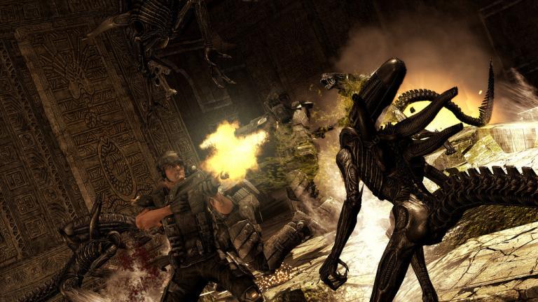 Les jeux Alien disparus de retour sur Steam