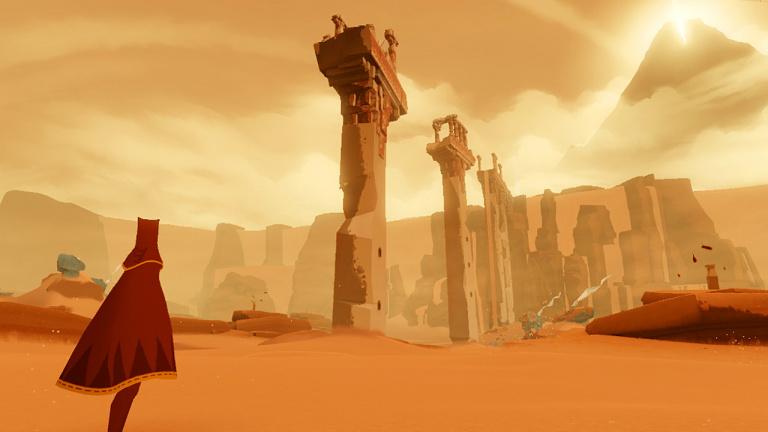 Journey sur PS4 se rapproche