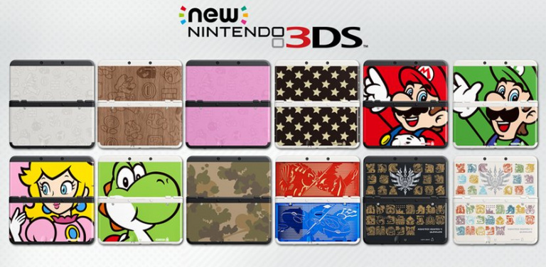 Date de sortie de la New 3DS en France