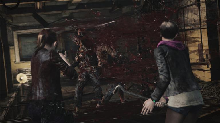 Resident Evil : Revelations 2 prend un peu de retard