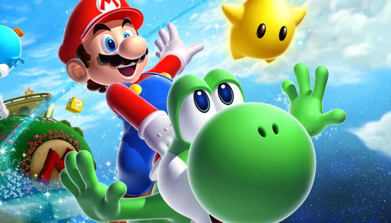 Super Mario Galaxy 2, Metroid Prime... les jeux Wii débarquent sur l'eShop Wii U