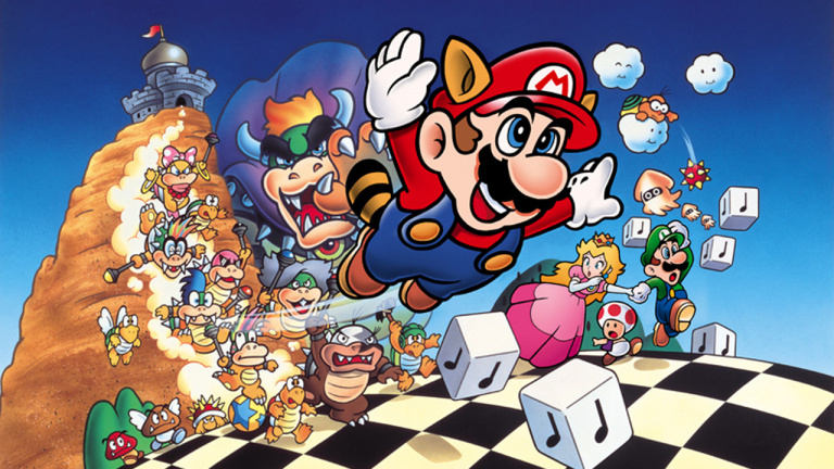 Streaming ce soir à 18h : Anagund joue à Super Mario Bros. 3 pour le lancement de la Rubrique Retrogaming