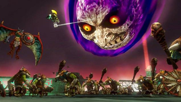 """Le DLC """"Majora's Mask"""" de Hyrule Warriors détaillé"""