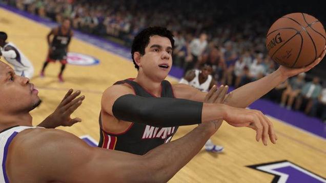 Un ado malade ajouté au roster de NBA 2K15