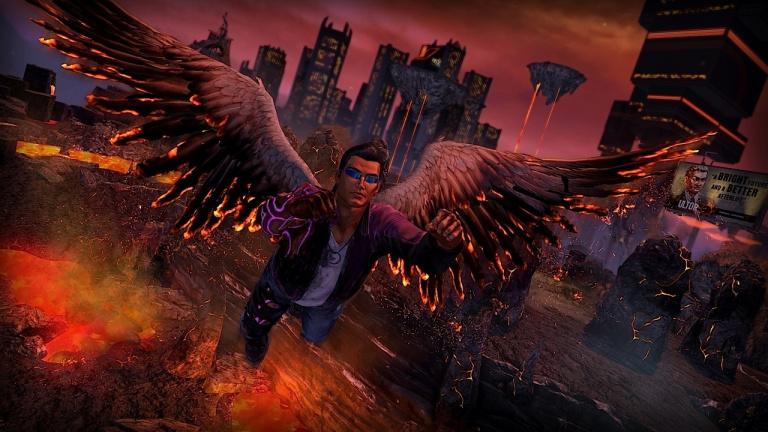 A 18h, Panthaa vous fait découvrir Saints Row : Gat out of Hell