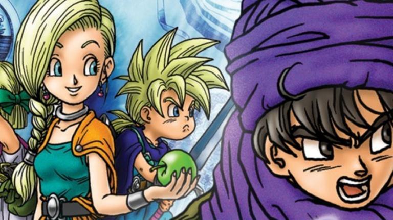 Dragon Quest 5 disponible sur mobiles