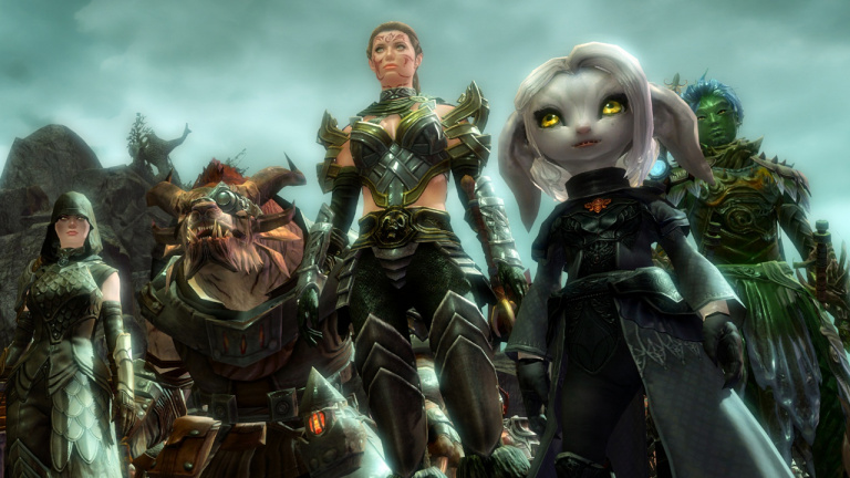 Guild Wars 2 à -75% ce week-end