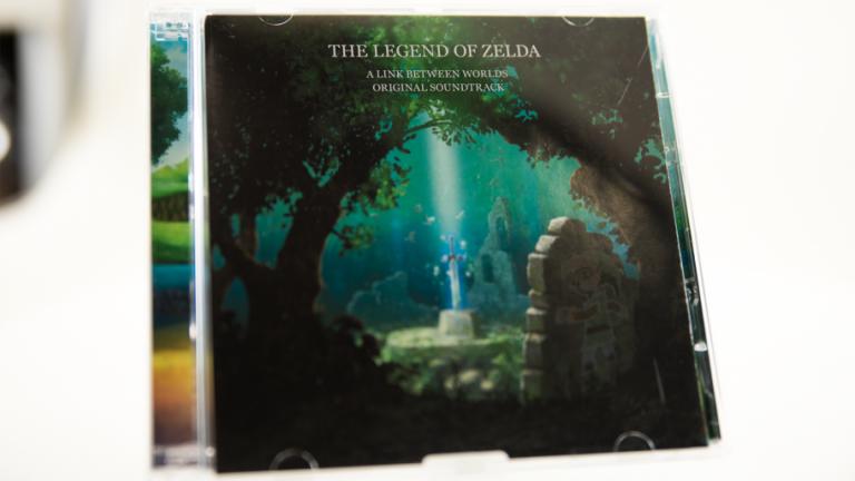 La musique de Zelda : A Link Between Worlds sur le Club Nintendo