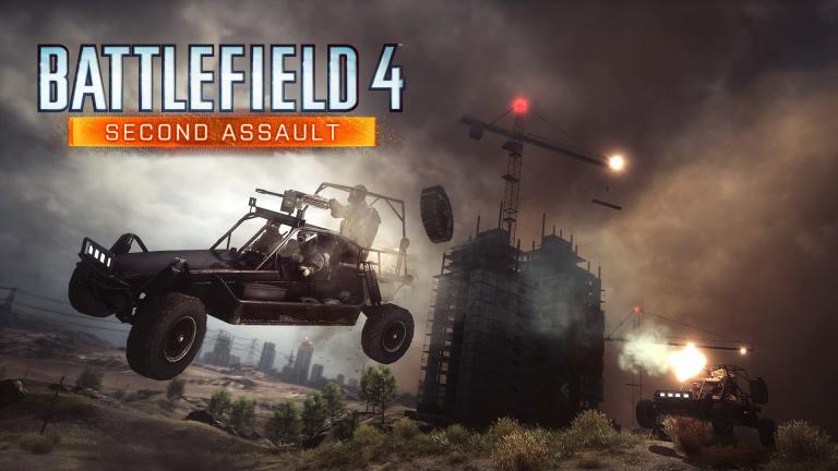 L'EA Access vous offre un ancien DLC de Battlefield 4