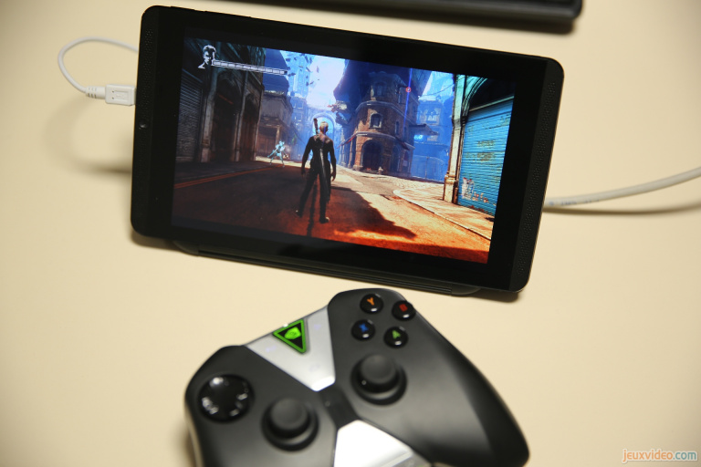 Test de la Nvidia Shield Tablet : La tablette de jeu ultime ?