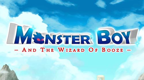 Flying Hamster 2 devient Monster Boy
