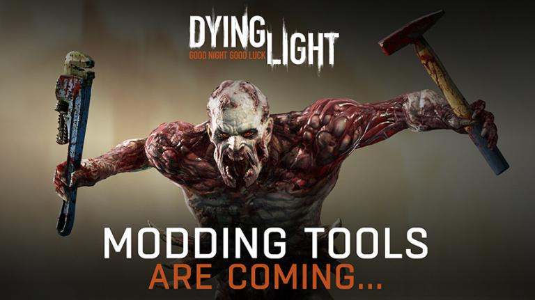 Les outils de modding arrivent sur Dying Light