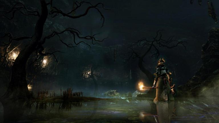 Contenu Sponso : Bloodborne : A feu et à sang