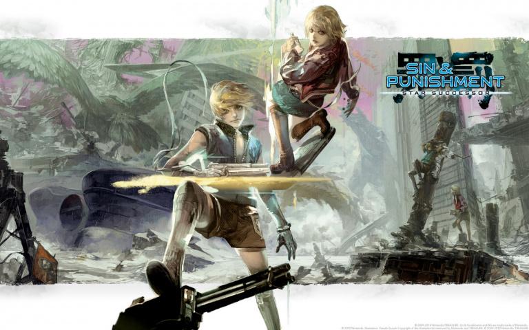 Wii : Vous avez peut-être raté Sin & Punishment : Successor of the Skies ?