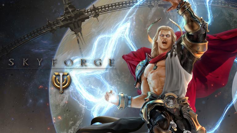 Qu'attendre de Skyforge, le MMORPG d'action de la Team Allods ?