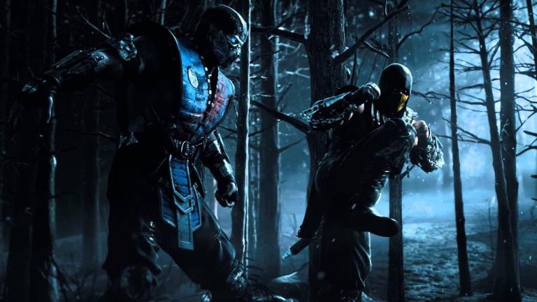 Mortal Kombat X : Plus de skins de personnages que dans le précédent opus