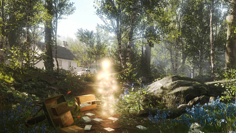 Everybody's Gone to the Rapture passe en version alpha