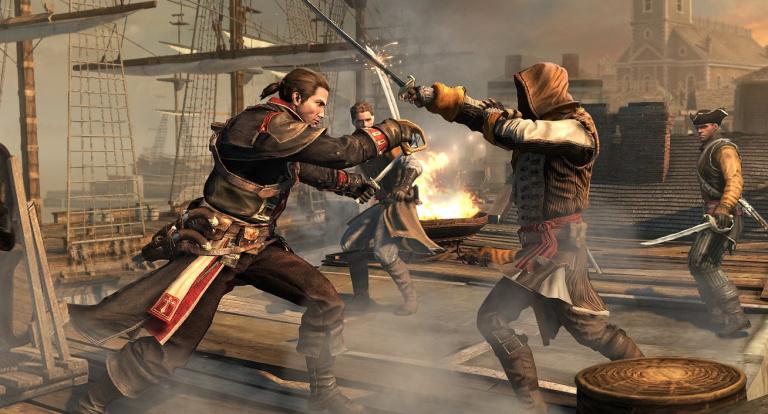 Assassin's Creed Rogue PC à - 20%