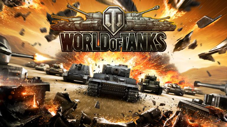 World of Tanks en 2015 sur Xbox One