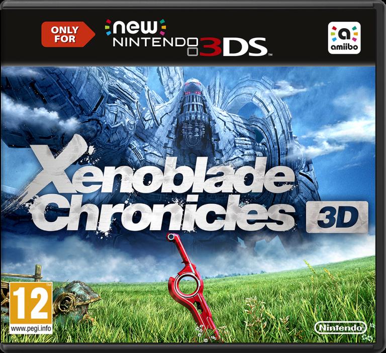Les jeux exclusifs à la New Nintendo 3DS auront des boîtes noires en Europe