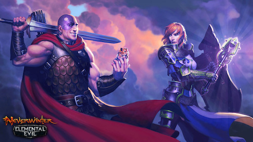 Neverwinter : Elemental Evil pour le 17 mars sur PC