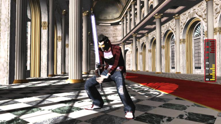Wii : Vous avez peut-être raté No More Heroes ?