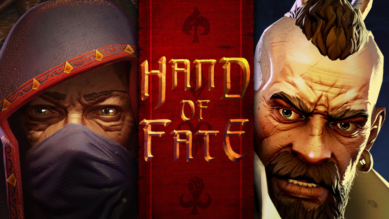 Hand of Fate, le jeu qui mêle action-RPG et jeu de cartes