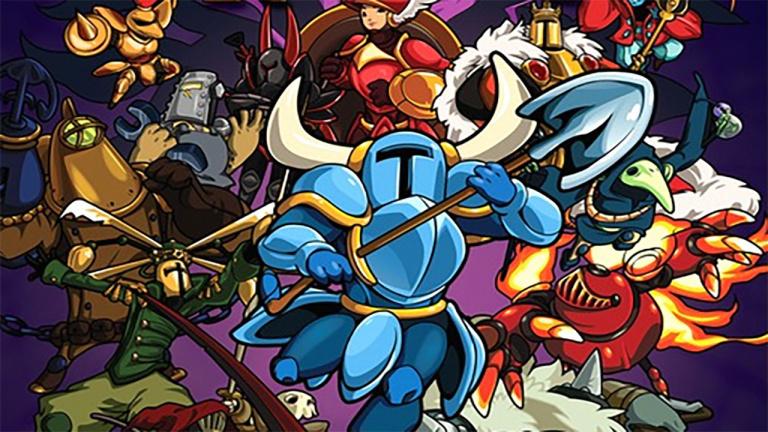 Shovel Knight se date sur PS4, PS3 et PS Vita