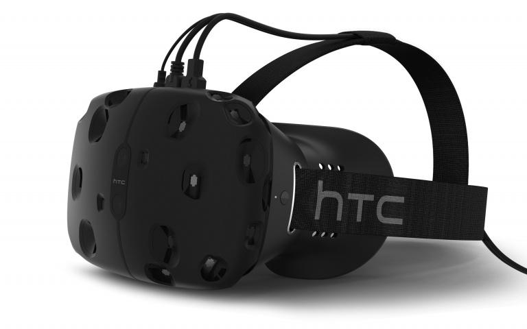 Valve et HTC annoncent leur casque de réalité virtuelle