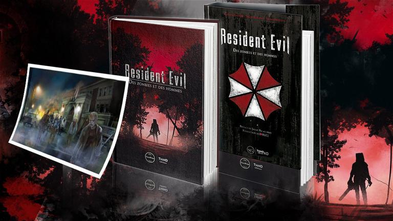 Resident Evil : Des zombies et des hommes, le premier ouvrage de Third Editions