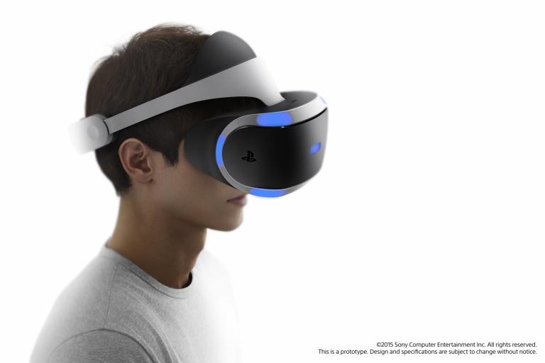Project Morpheus : Le nouveau prototype à l'essai